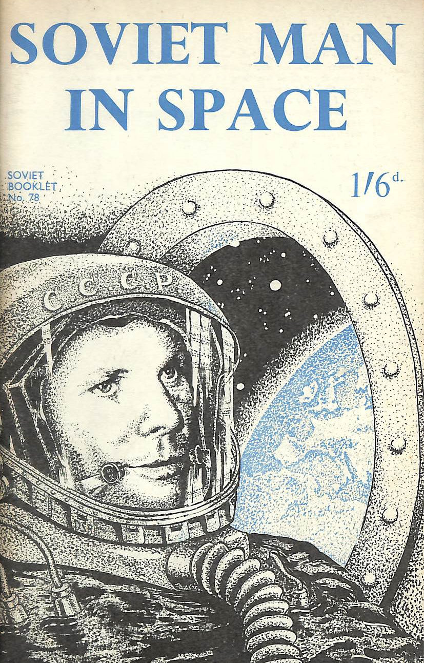 Image for Soviet Man In Space (Soviet Booklets;No.78)