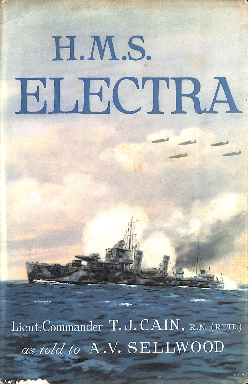 Image for H. M. S. Electra