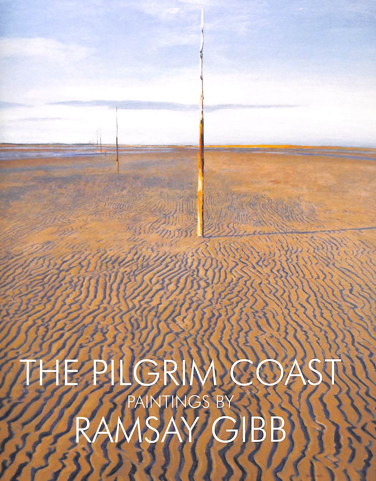 Image for The Pilgrim Coast, paintings by Ramsay Gibb