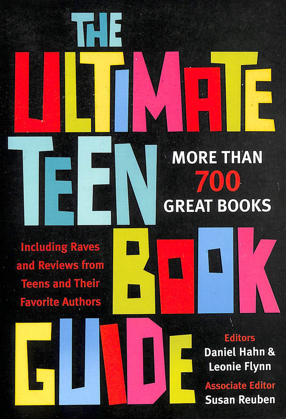 Image for The Ultimate Teen Book Guide