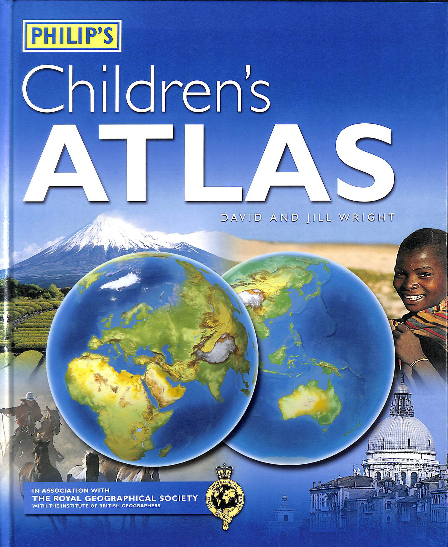 Image for Philip's Children's Atlas: 12Th Edition (Revised) (World Atlas)