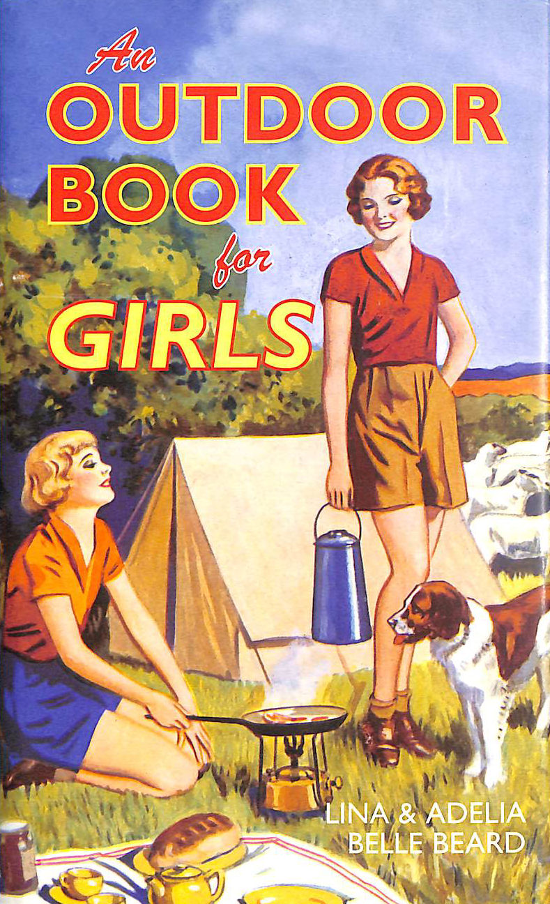 Image for An Outdoor Book For Girls