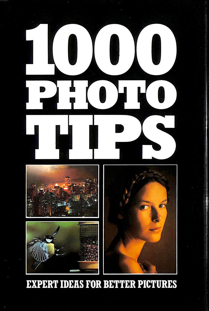 Image for 1000 Photo Tips