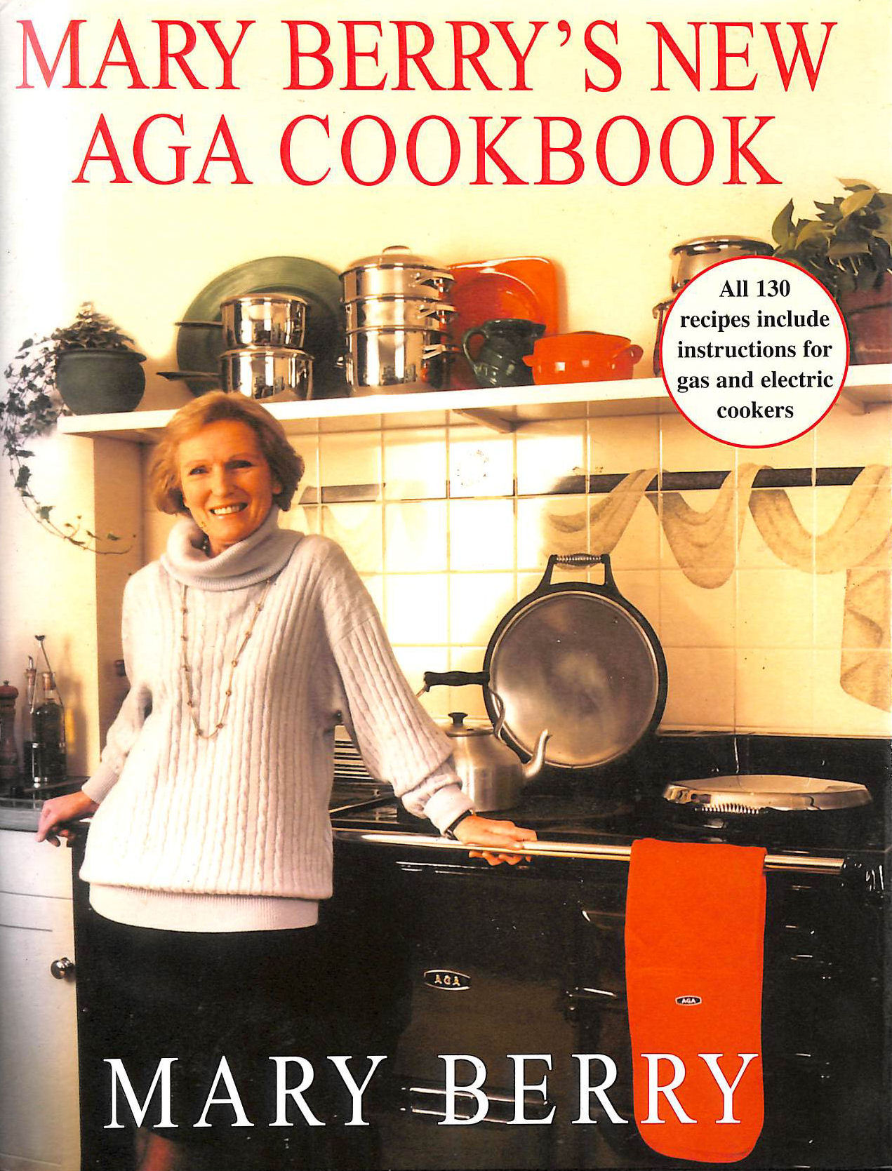 Image for Mary Berry'S New Aga Cookbook (The Hungry Student)