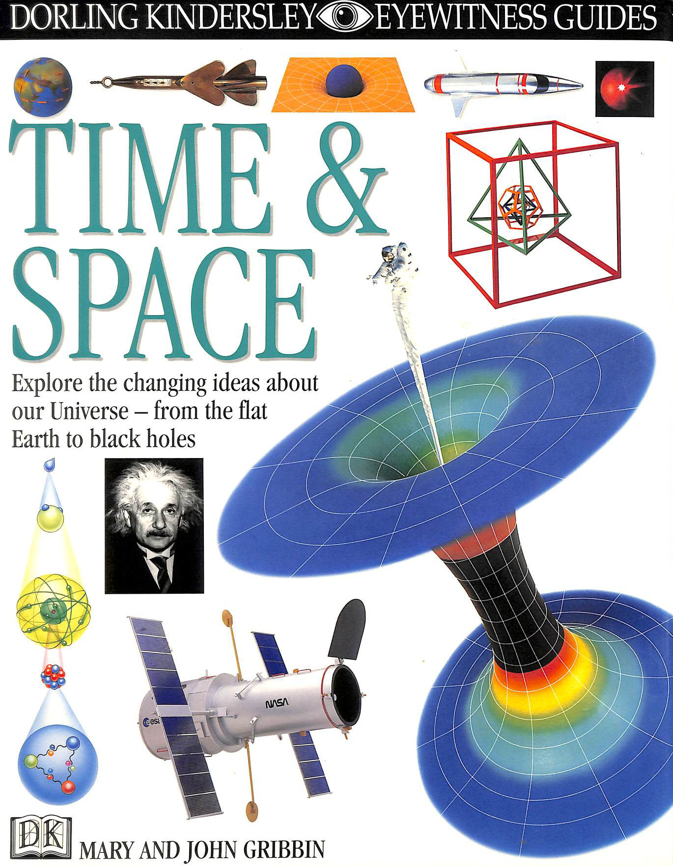 Image for Eyewitness Guide:81 Time And Space 1St Edition - Cased (Eyewitness Guides)