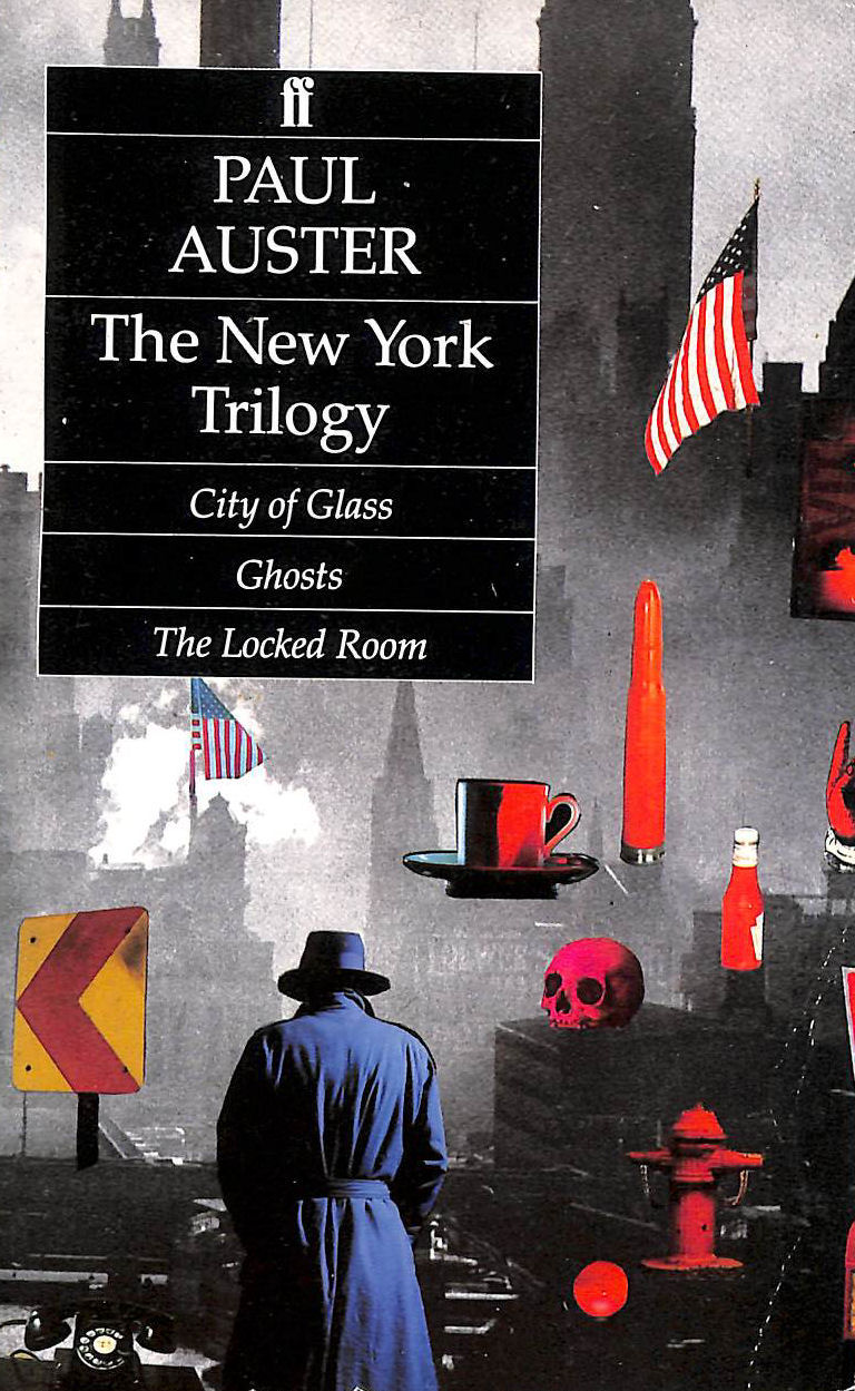 Image for The New York Trilogy