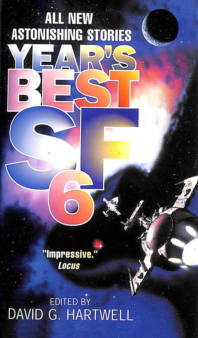 Image for Year's Best Sf: 6 (Year's Best Sf (Science Fiction))