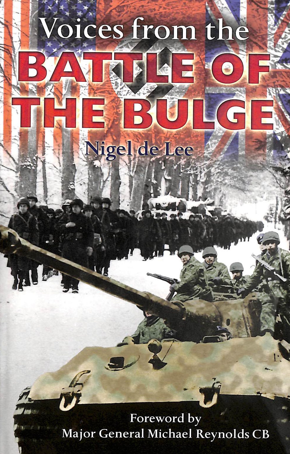 Image for Voices From The Battle Of The Bulge