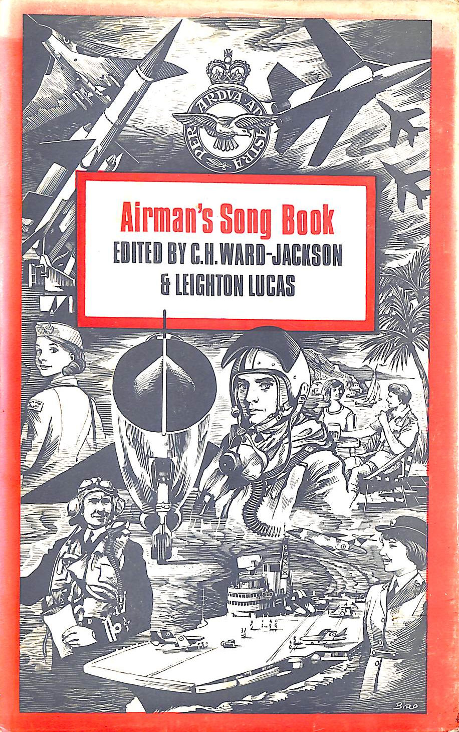 Image for Airman's Song Book