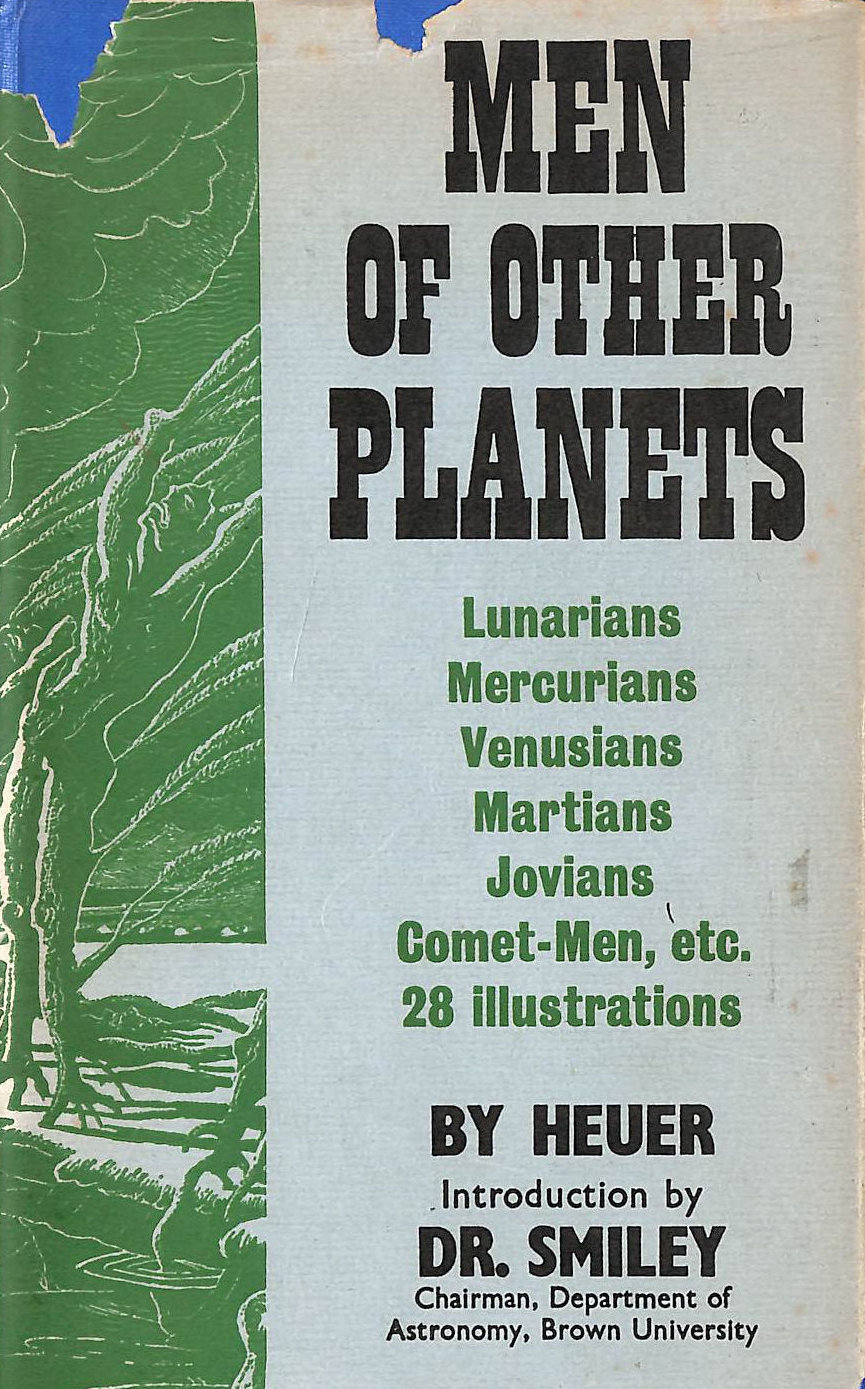Image for Men Of Other Planets