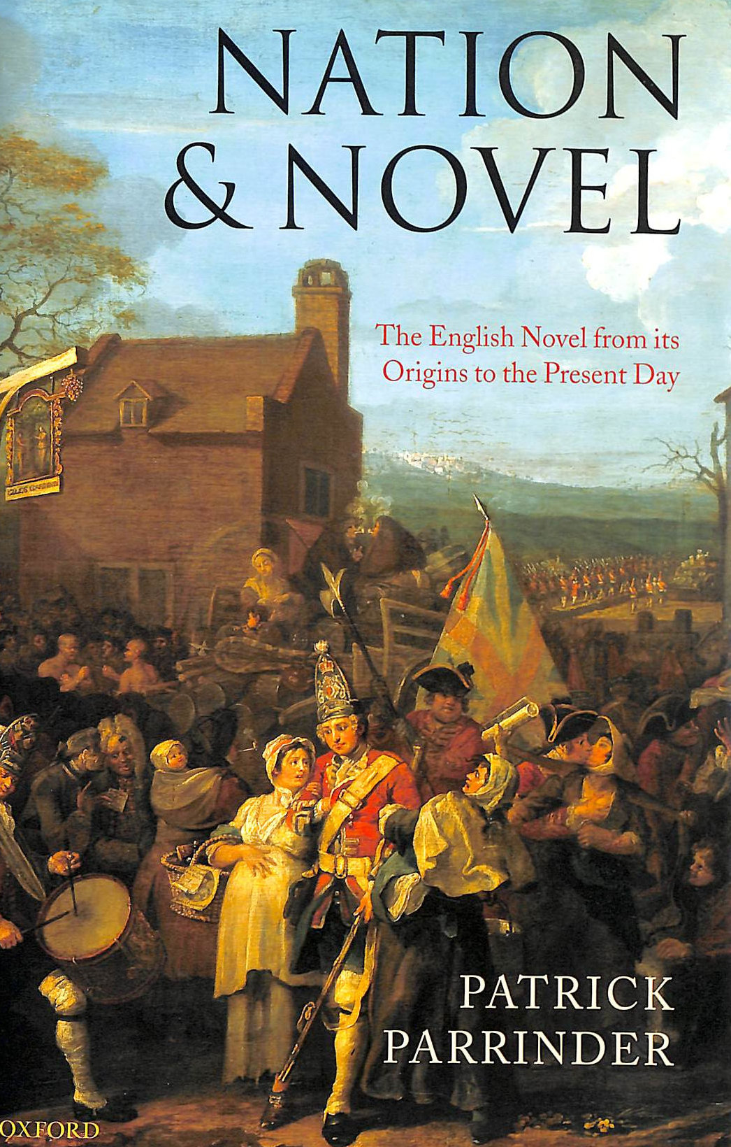 Image for Nation And Novel: The English Novel From Its Origins To The Present Day