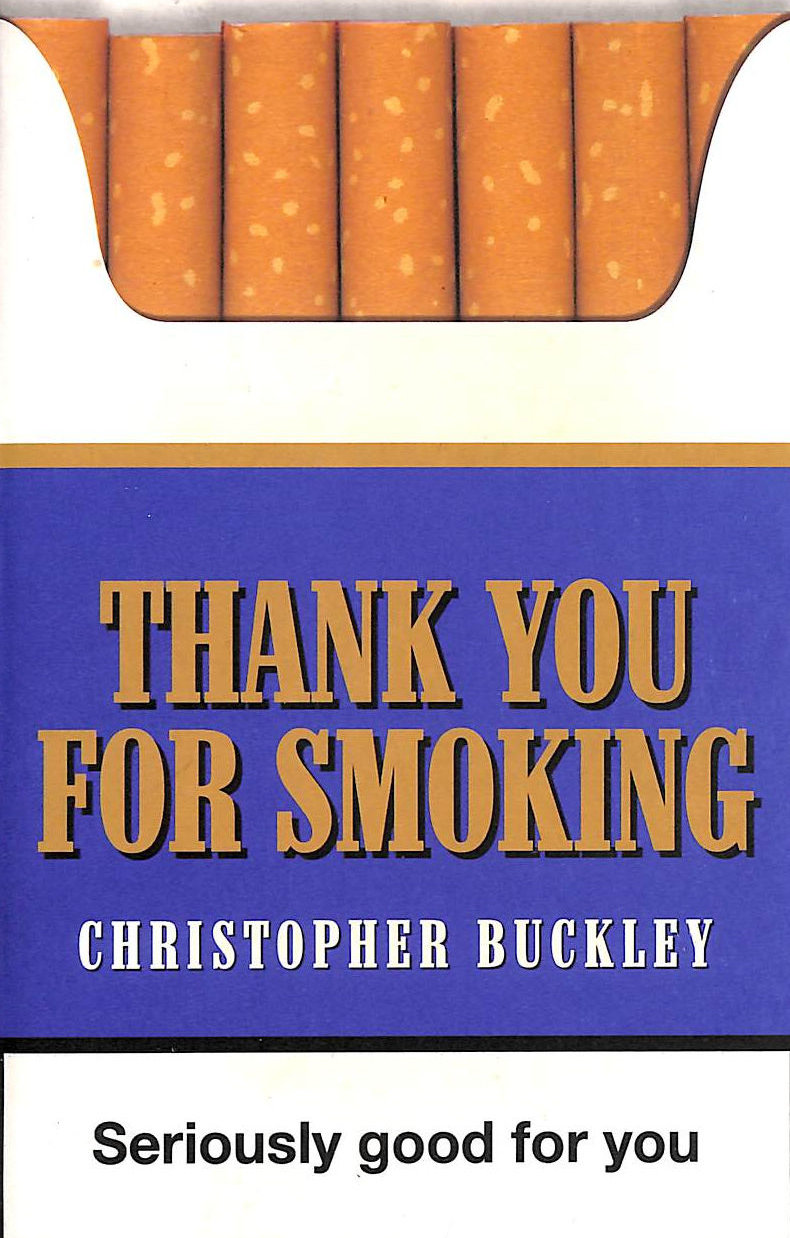 Image for Thank You For Smoking