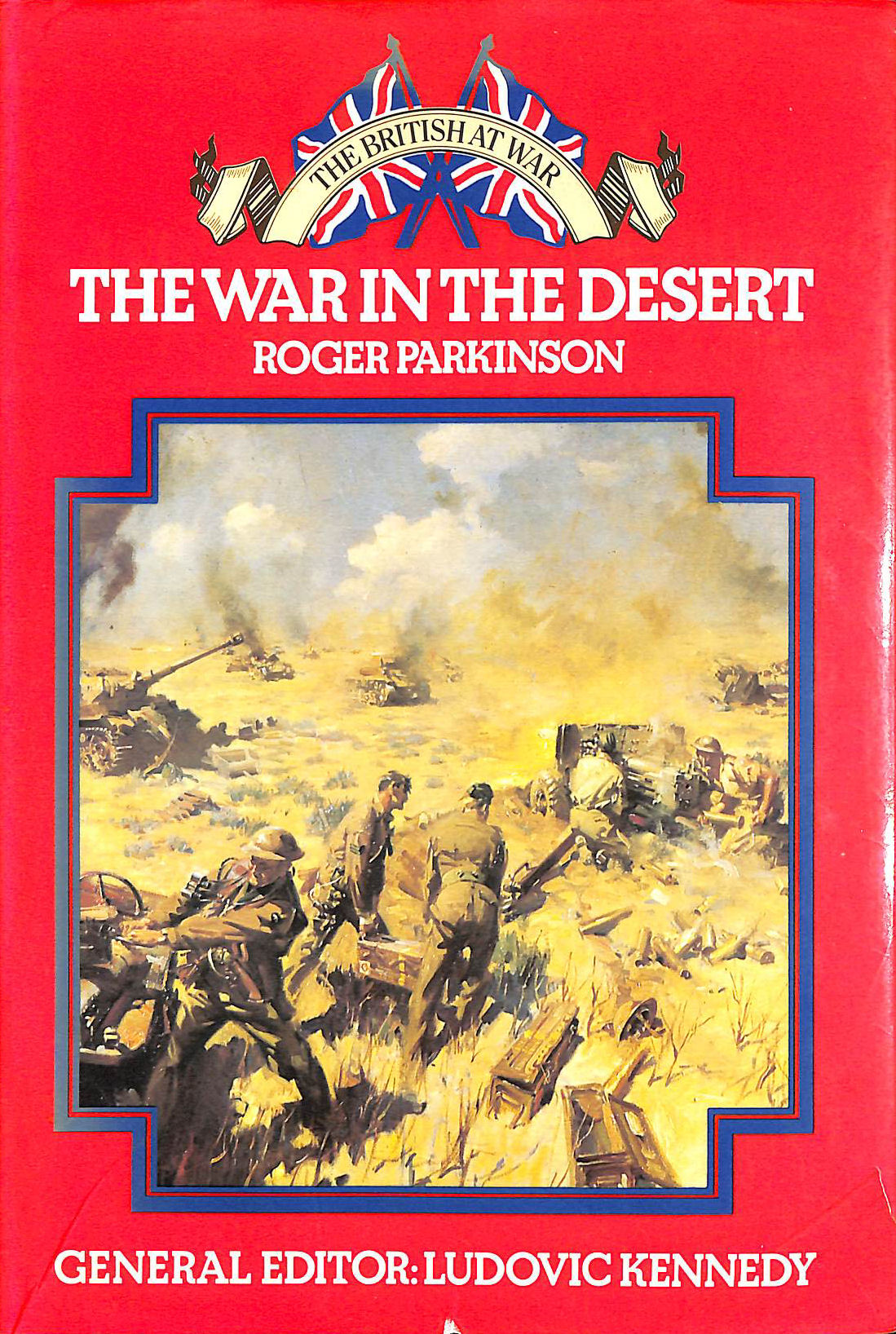 Image for The War In The Desert