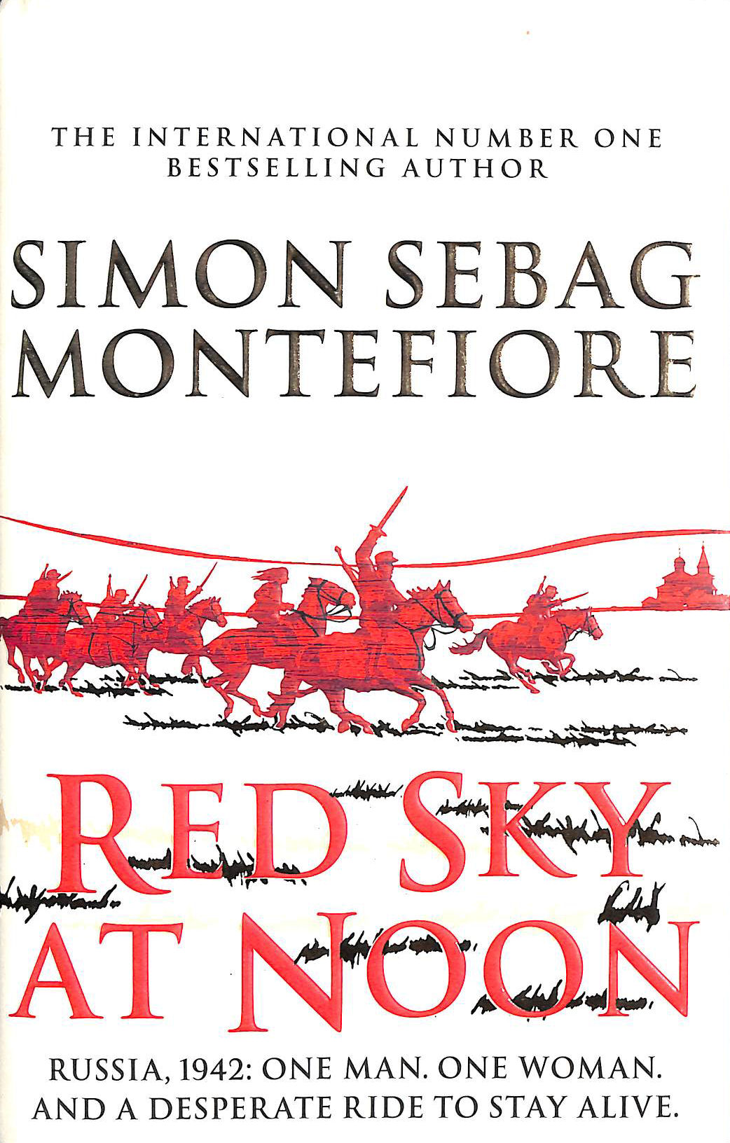 Image for Red Sky At Noon (The Moscow Trilogy)