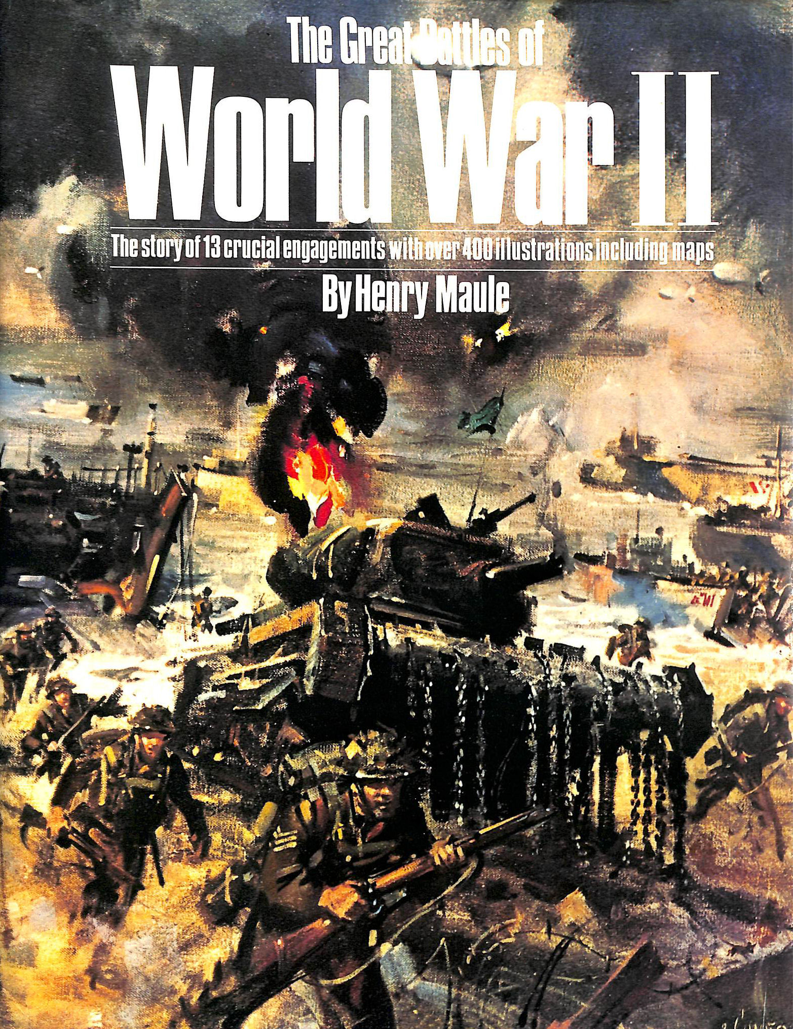 Image for Great Battles Of World War Ii, The