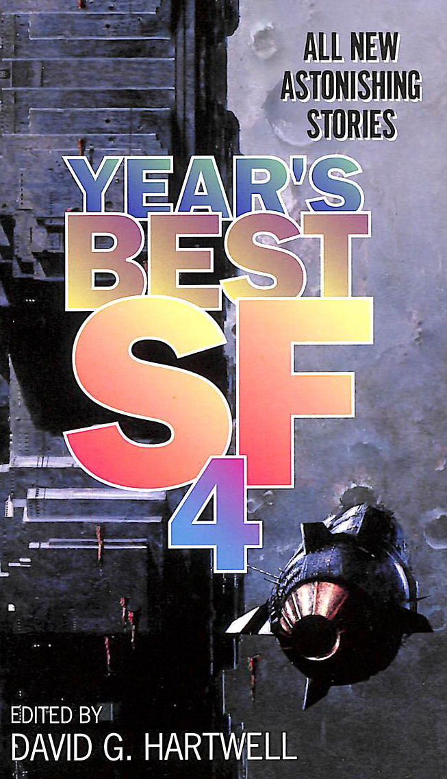 Image for The Year's Best Science Fiction Book 4