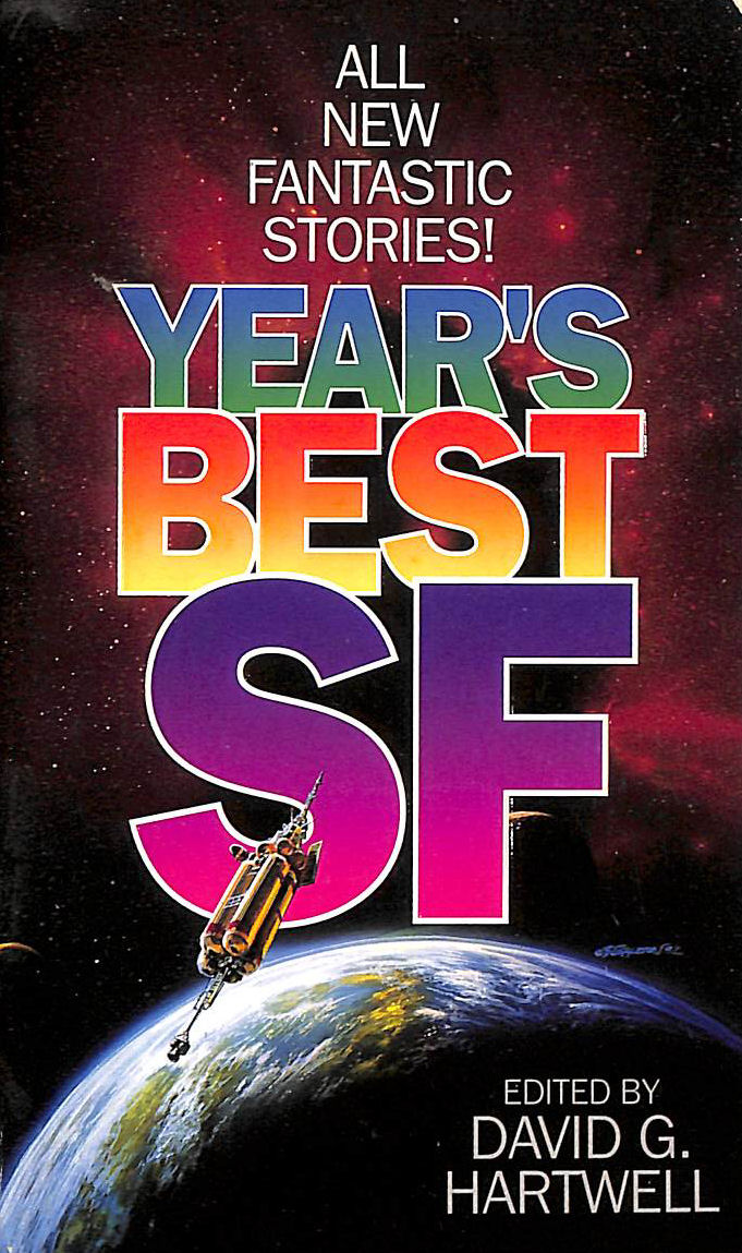 Image for The Year's Best Science Fiction: No.1 (Year's Best Sf (Science Fiction))