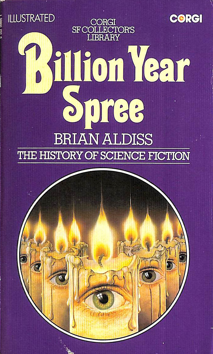 Image for Billion Year Spree: History Of Science Fiction (Corgi Sf Collector's Library)