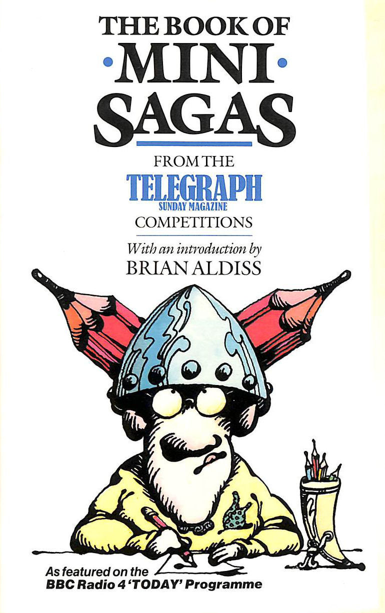 Image for Book Of Mini-Sagas: No. 1