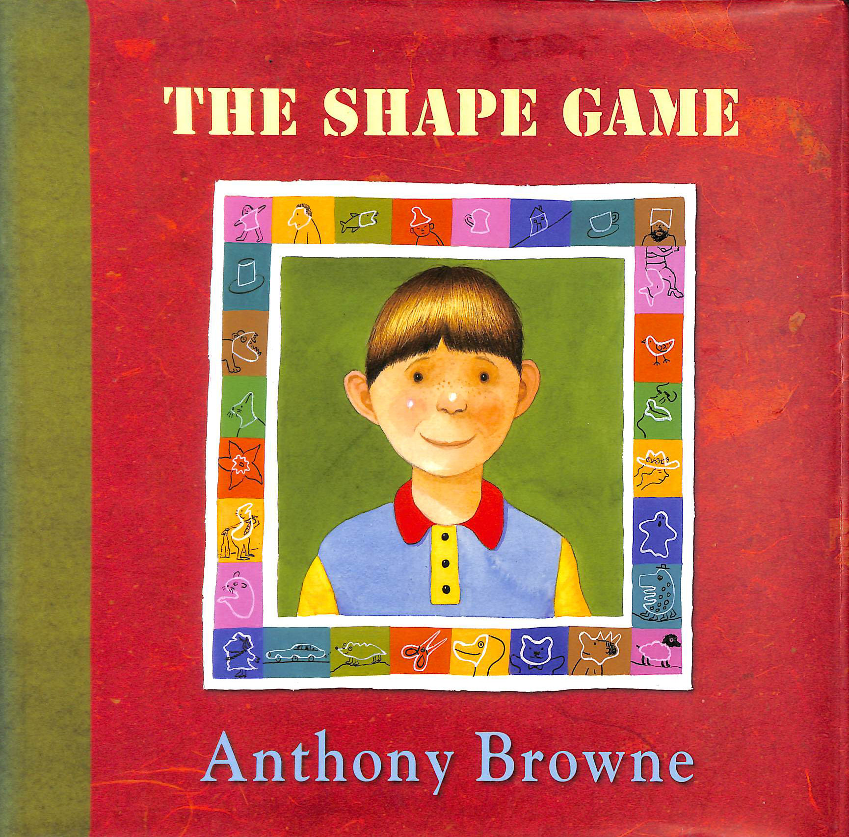 Image for The Shape Game