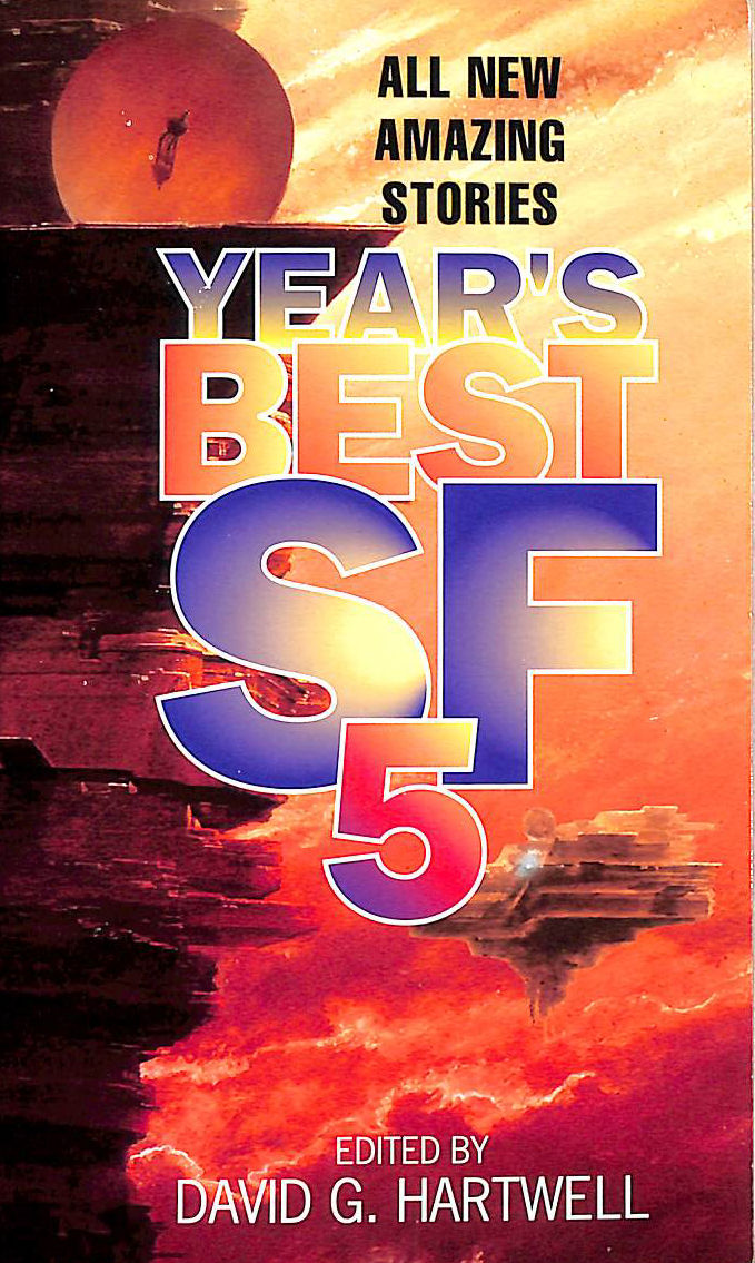 Image for The Year's Best Sf 5 (Year's Best Sf (Science Fiction))