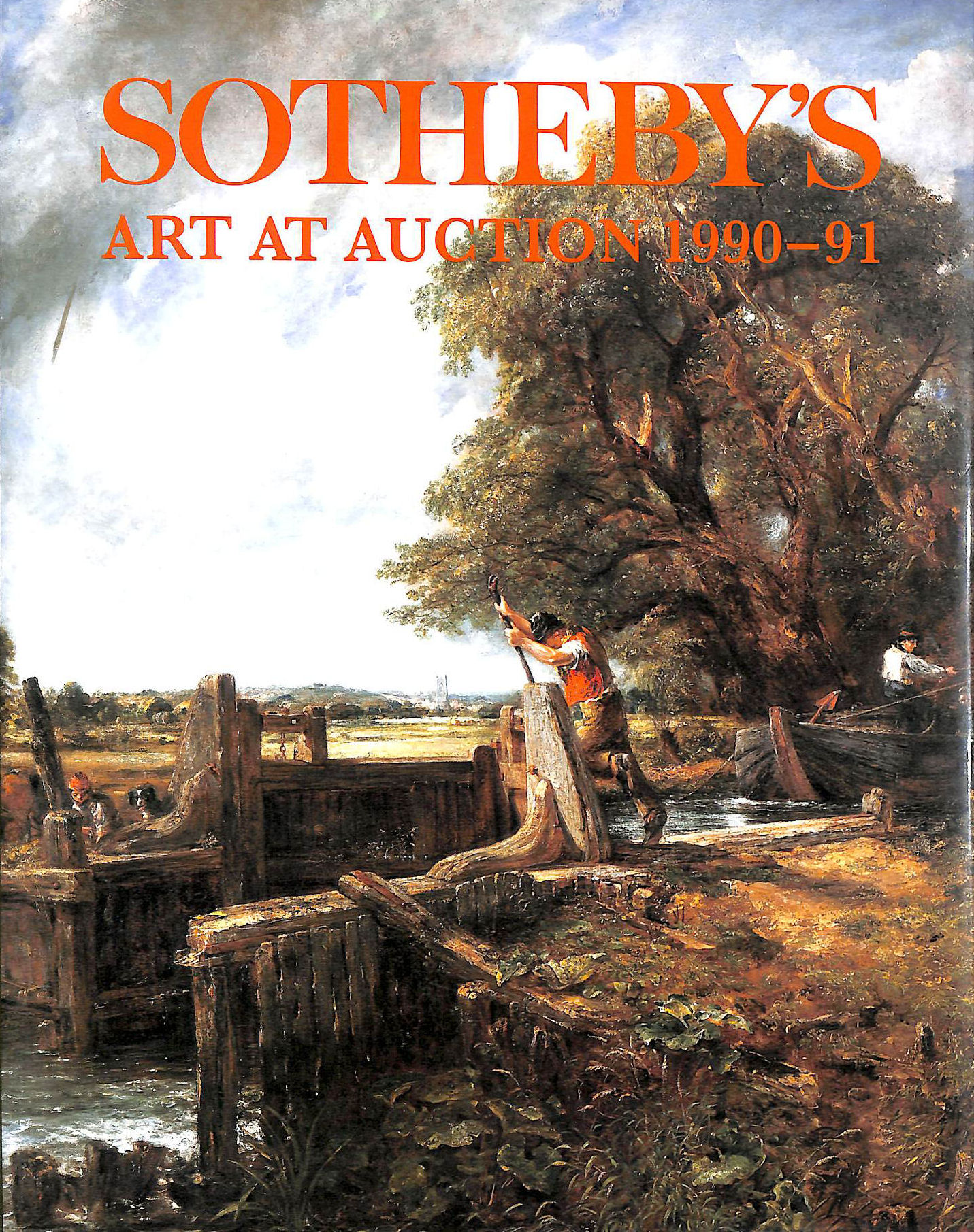 Image for Sotheby's Art at Auction 1990-91