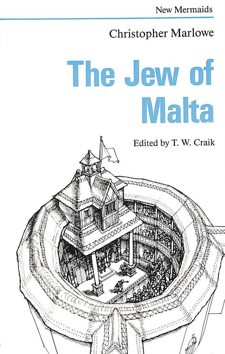 Image for The Jew of Malta (New Mermaids)