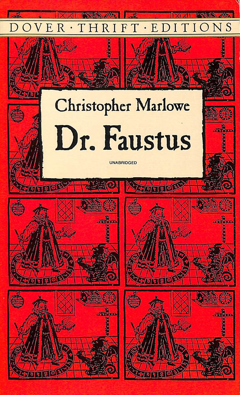 Image for Doctor Faustus (Dover Thrift)