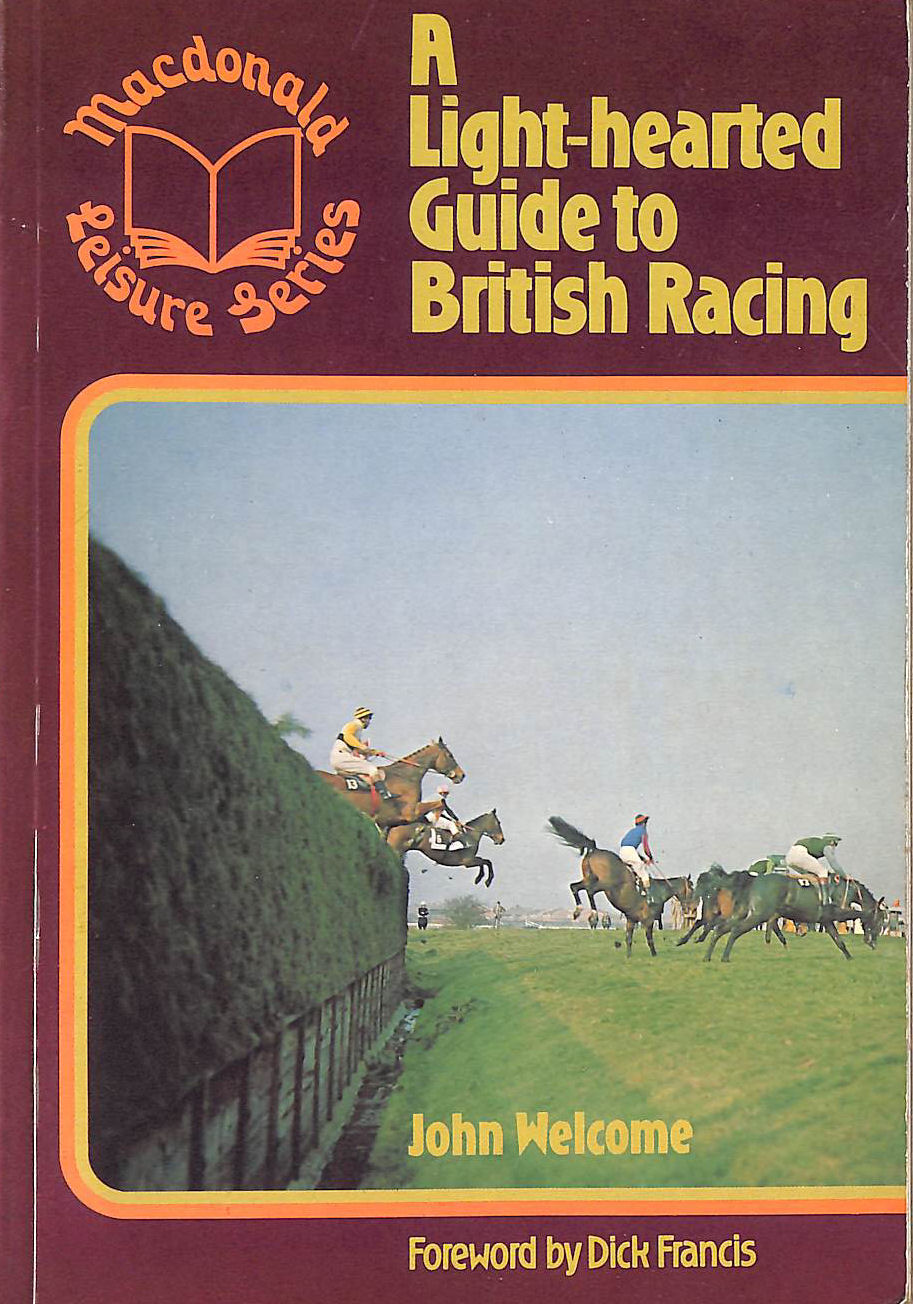 Image for Lighthearted Guide to British Racing (Macdonald leisure series)