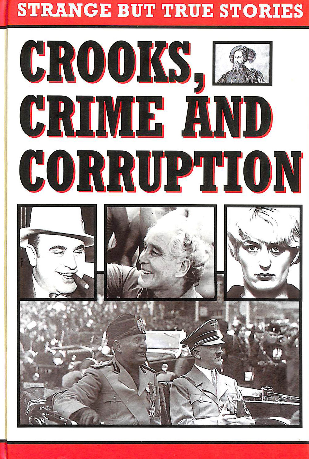 Image for Crooks, Crime and Corruption