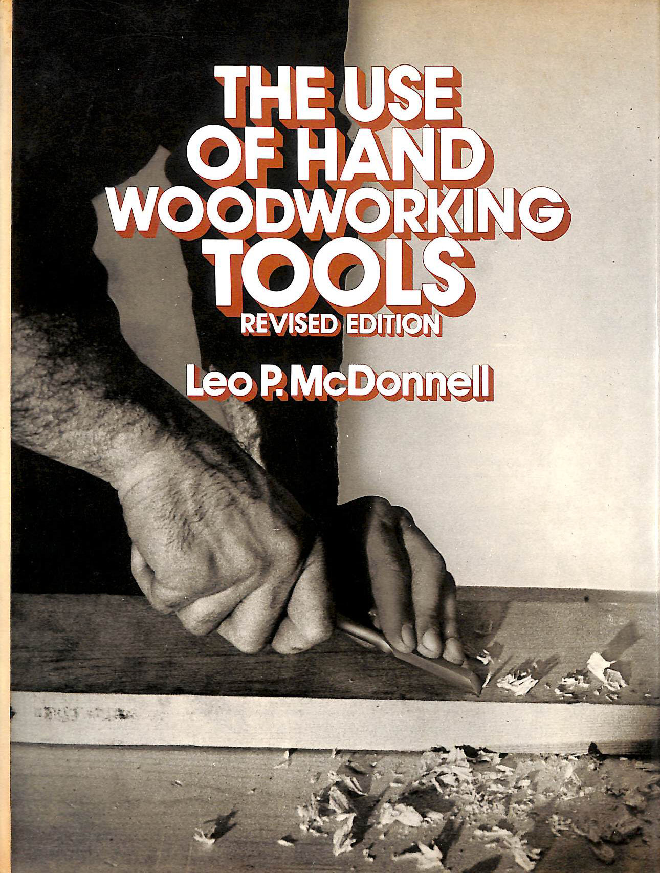 Image for Use of Hand Woodworking Tools