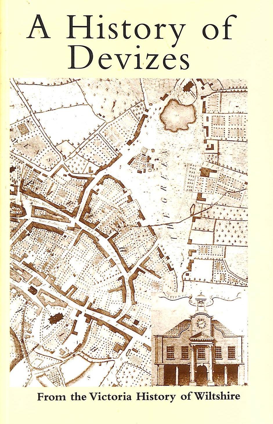 Image for A History Of Devizes