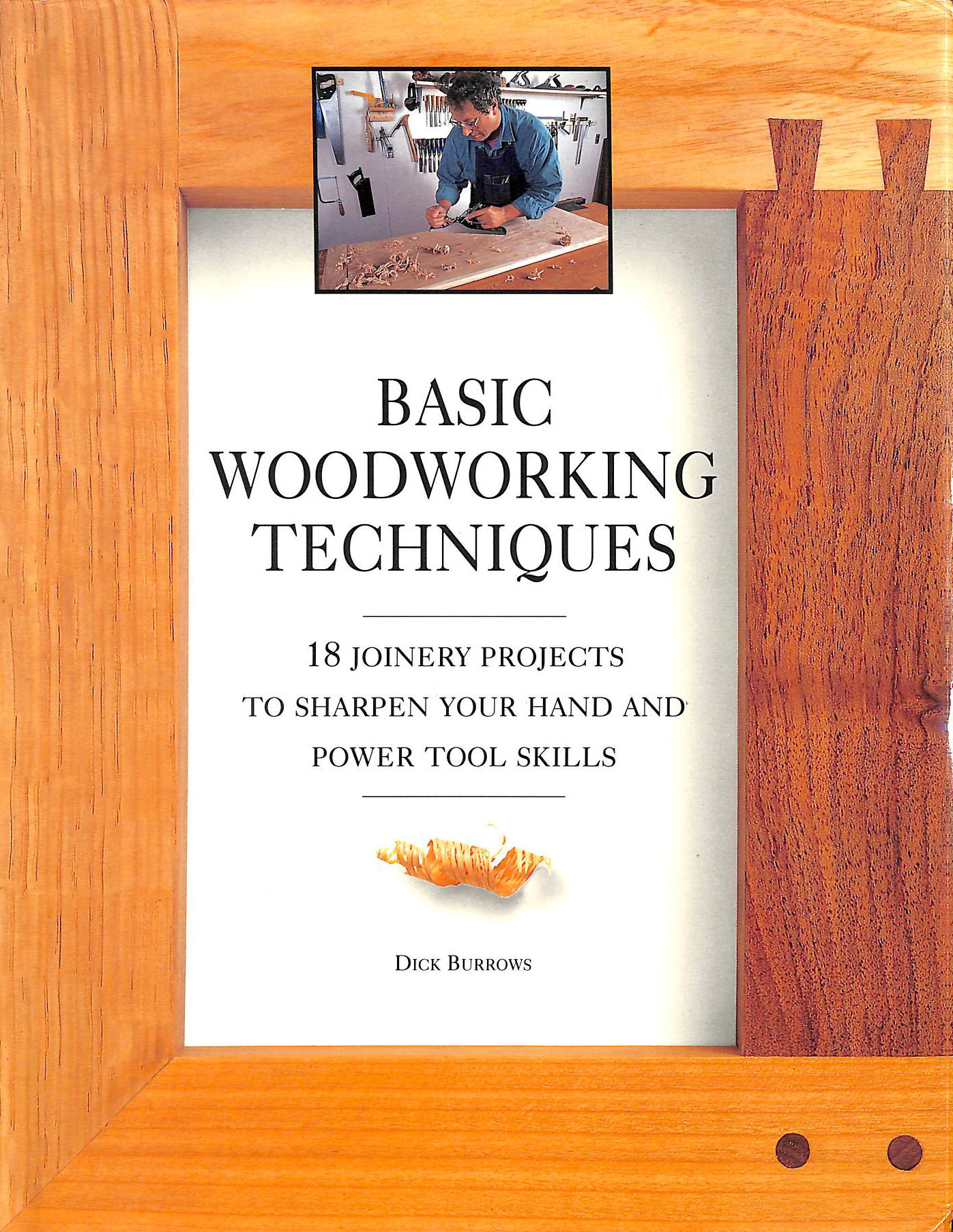 Image for Basic Woodworking Techniques :