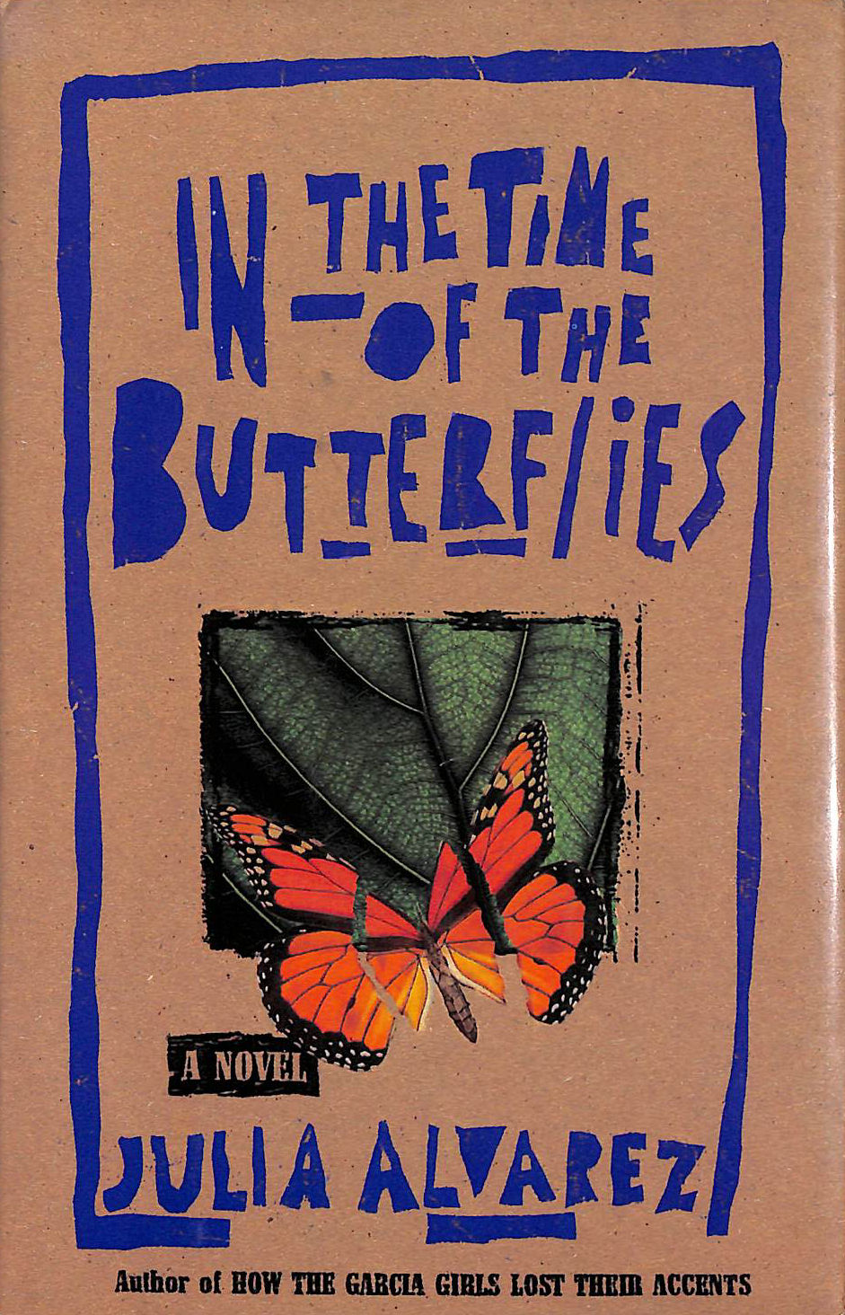 Image for In The Time Of The Butterflies