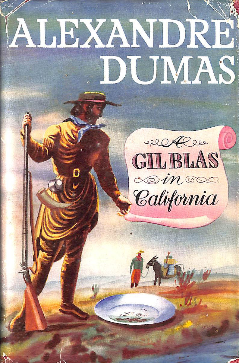 Image for A Gil Blas In California