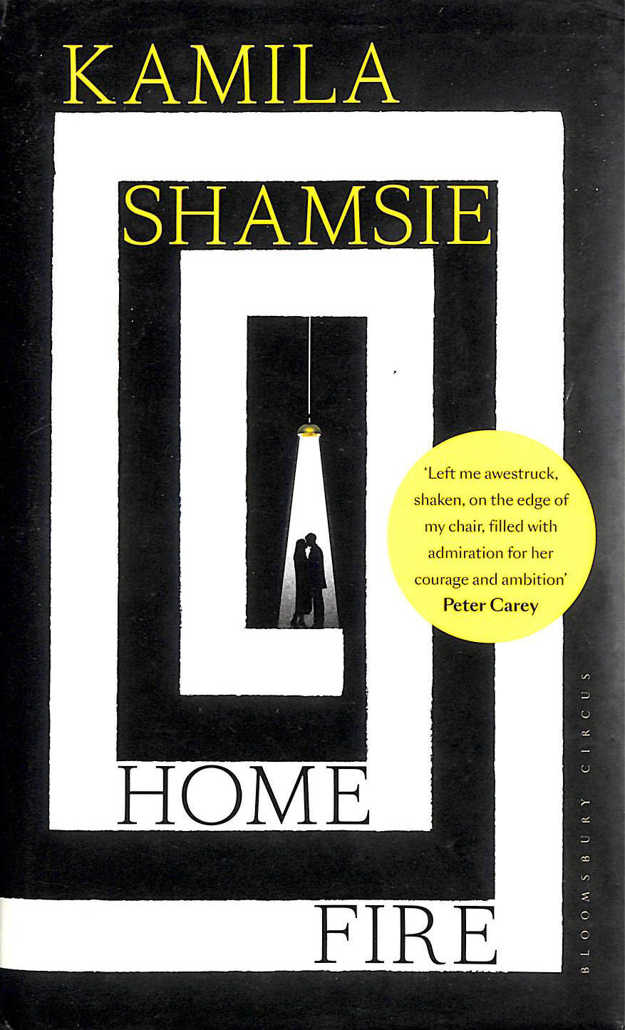 Image for Home Fire: WINNER OF THE WOMEN's PRIZE FOR FICTION 2018