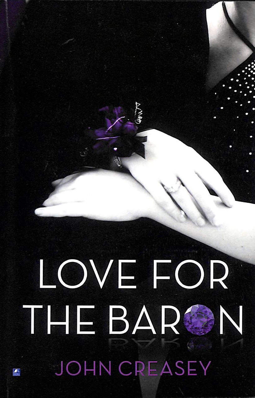 Image for Love for the Baron: (Writing as Anthony Morton)