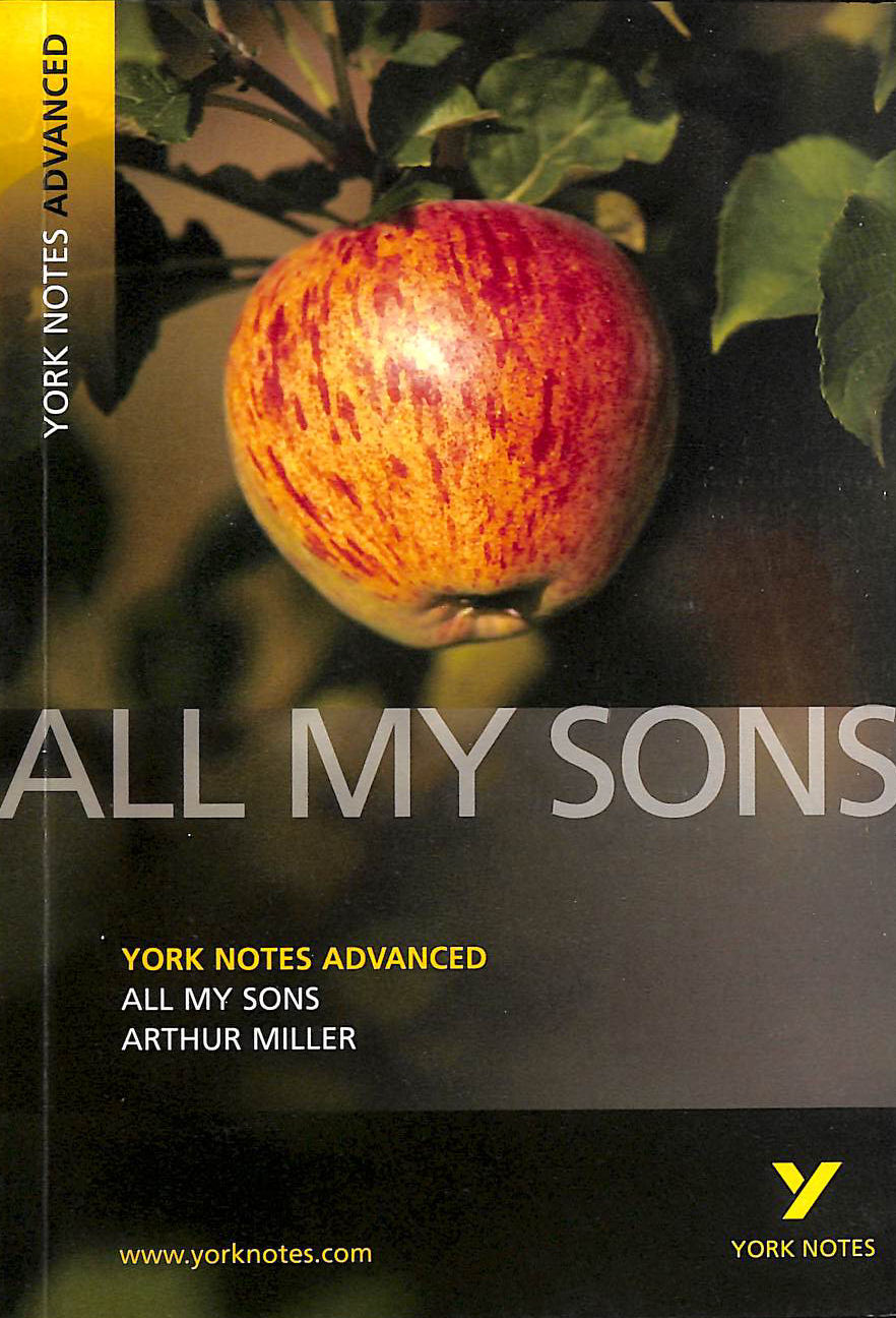 Image for All My Sons (York Notes Advanced)