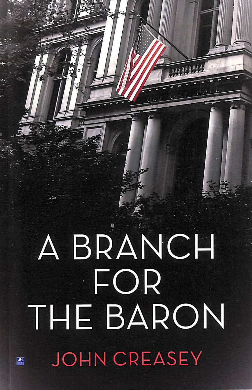Image for A Branch For The Baron: (Writing As Anthony Morton)