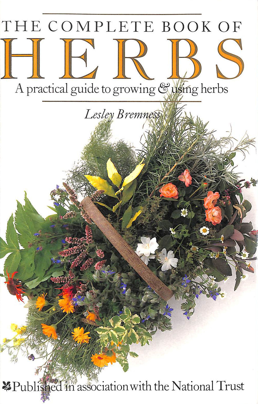 Image for The Complete Book Of Herbs