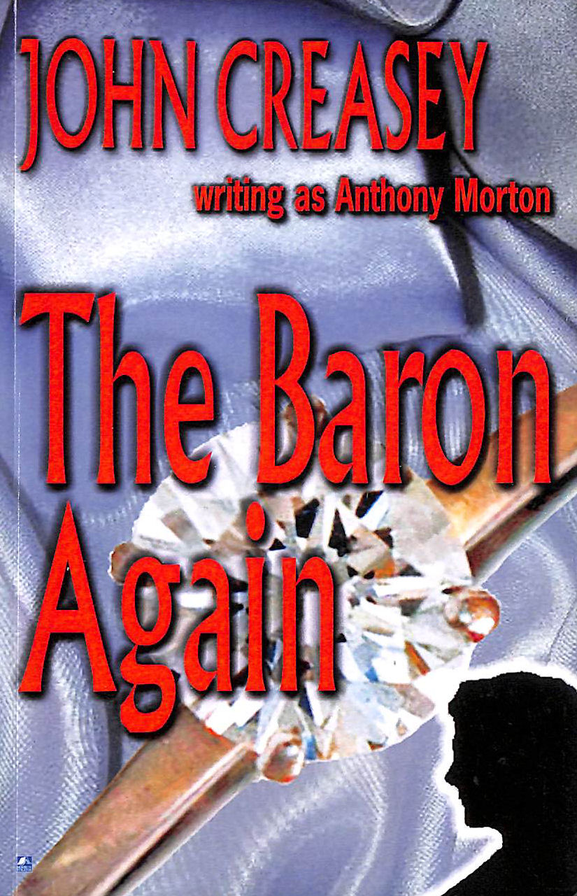 Image for The Baron Again: (Writing As Anthony Morton)