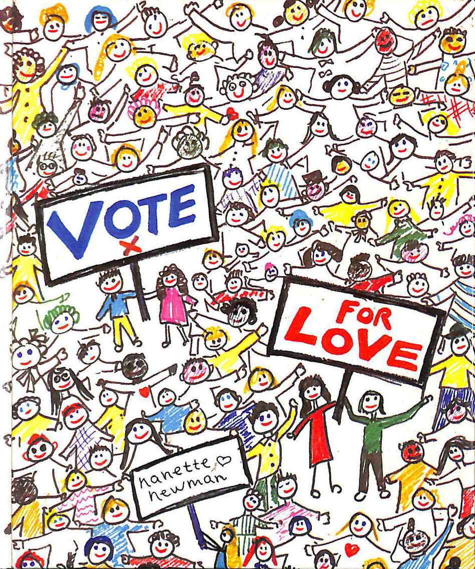 Image for Vote For Love