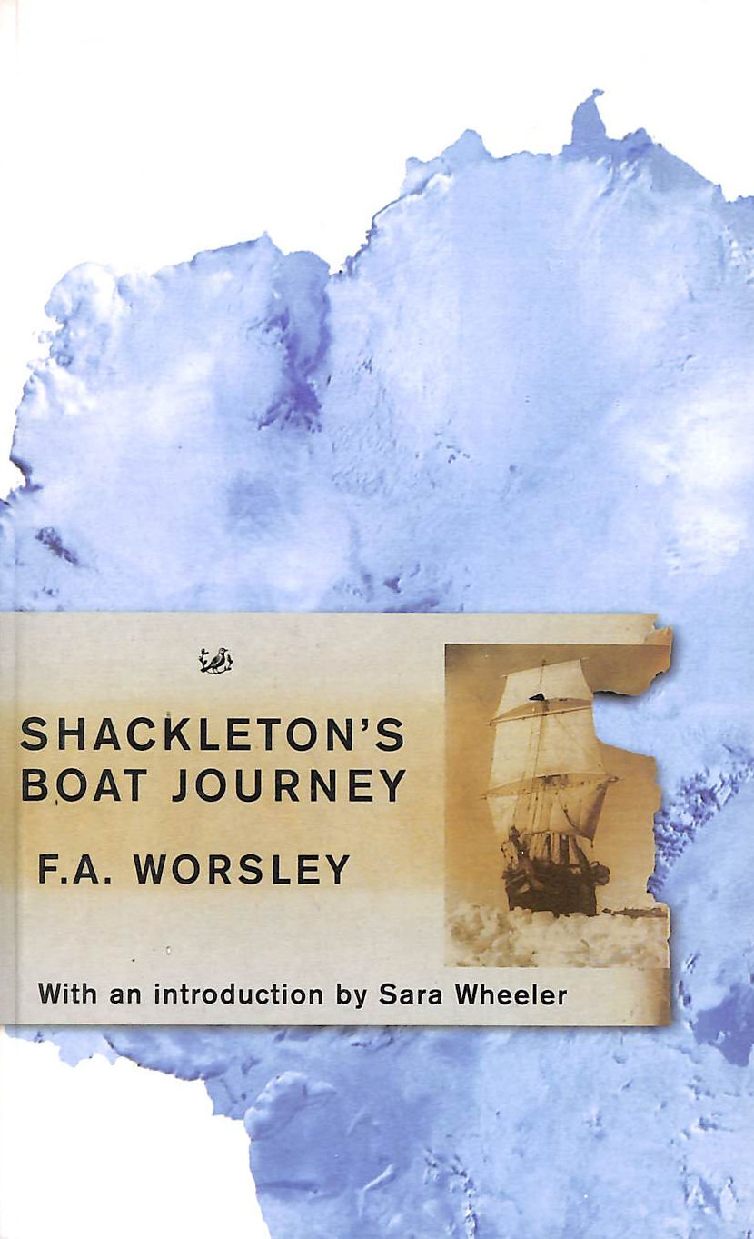 Image for Shackleton's Boat Journey
