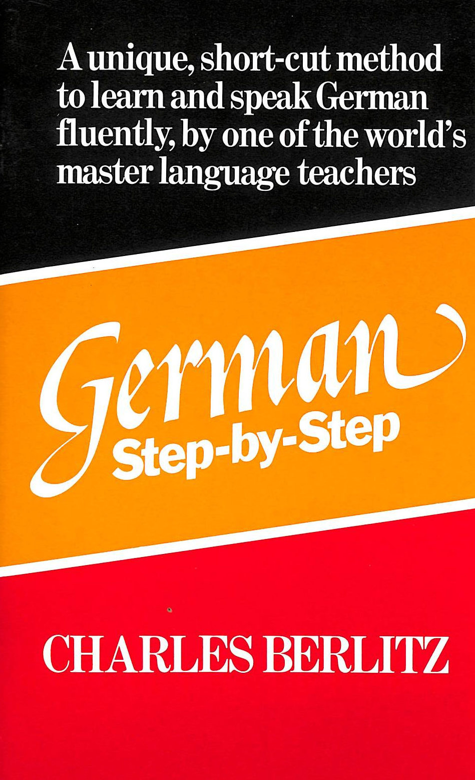 Image for German Step By Step