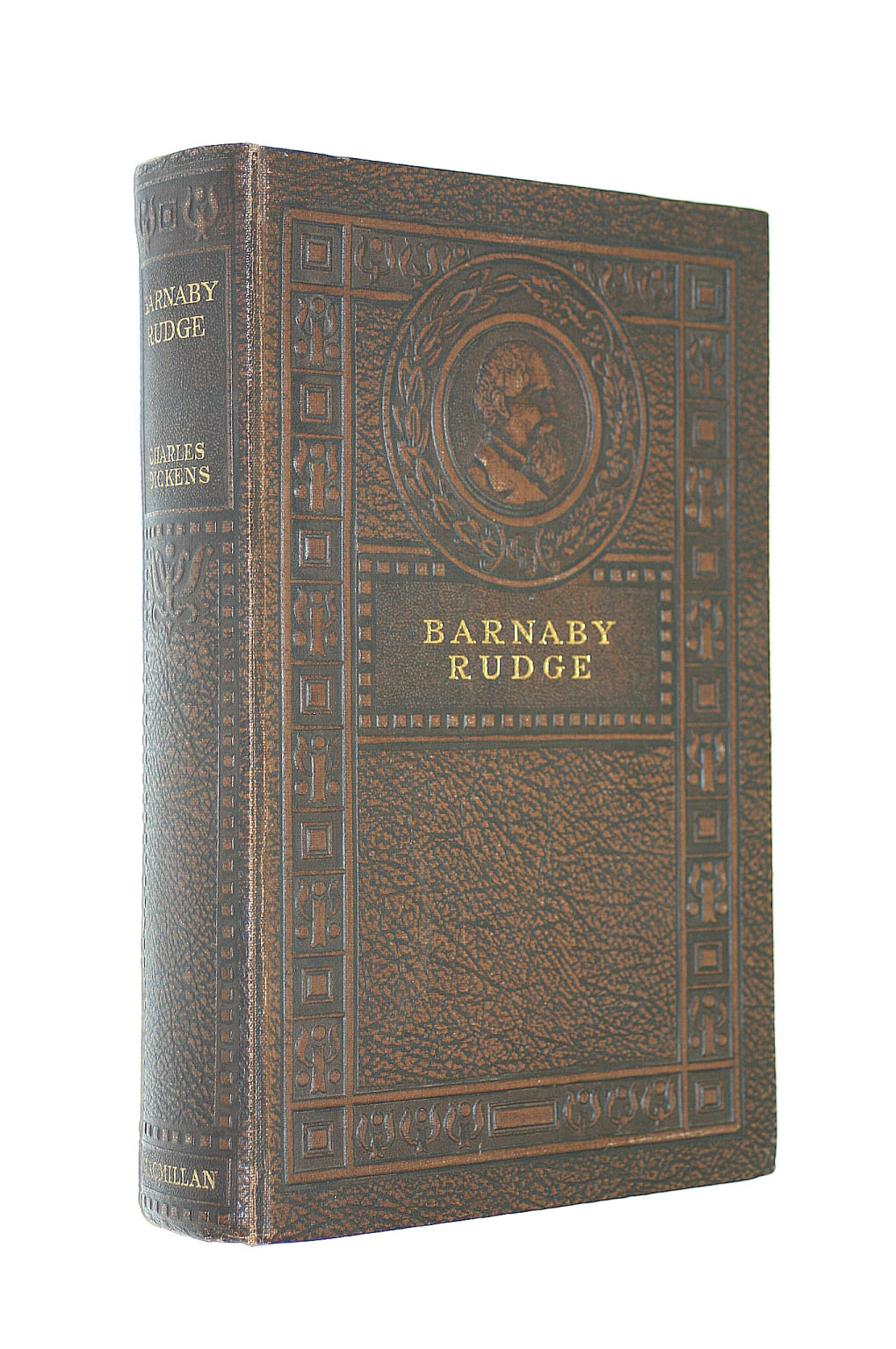 Image for Barnaby Rudge.