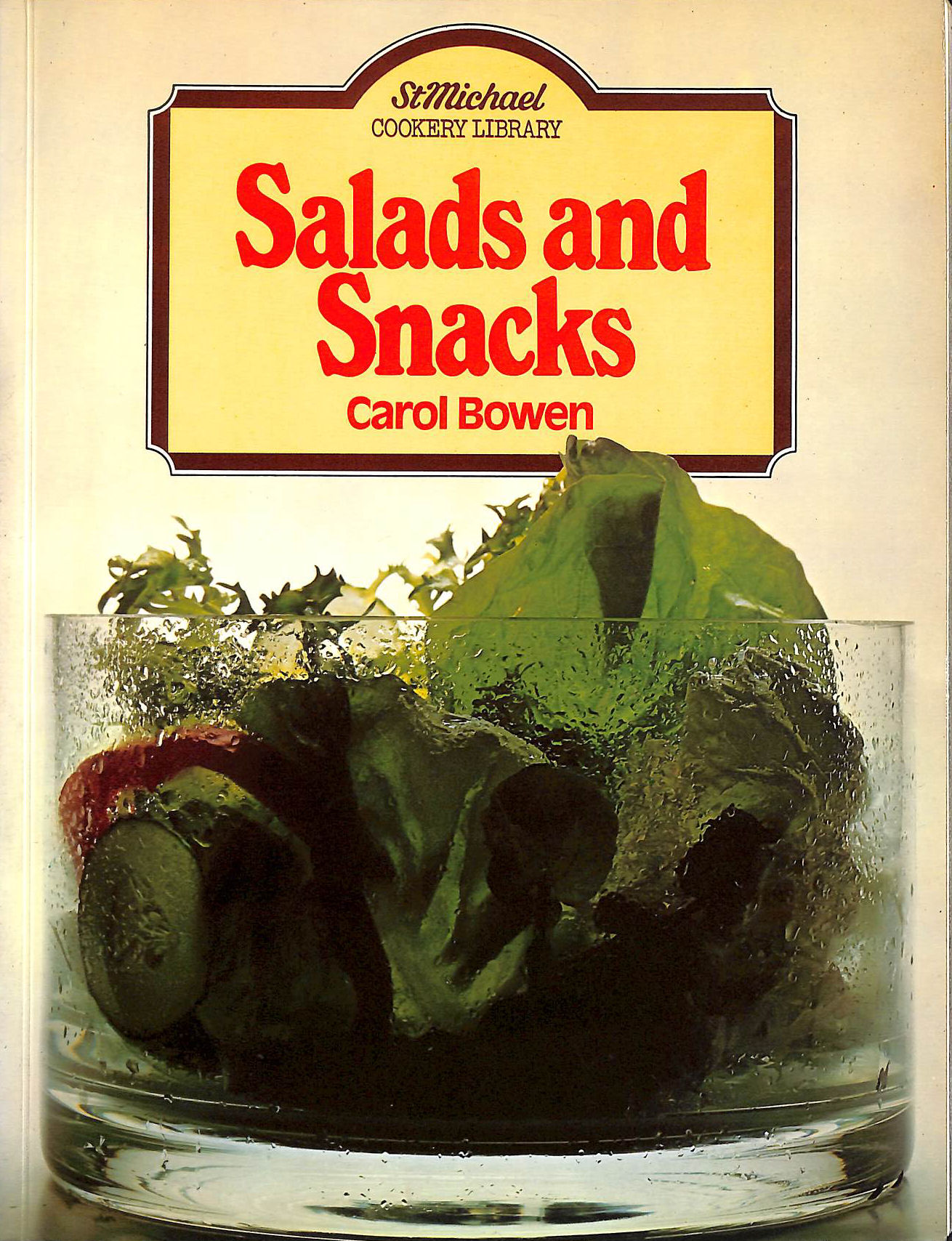 Image for Salads And Snacks (St Michael Cookery Library)