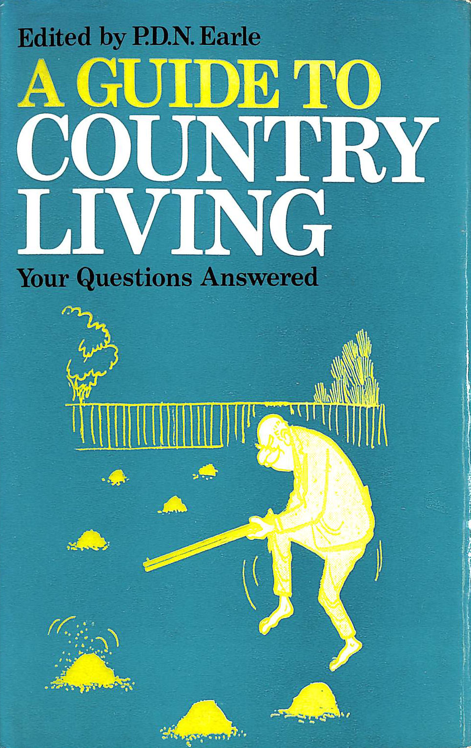Image for Guide To Country Living, A : Your Questions Answered (Revised Edition)