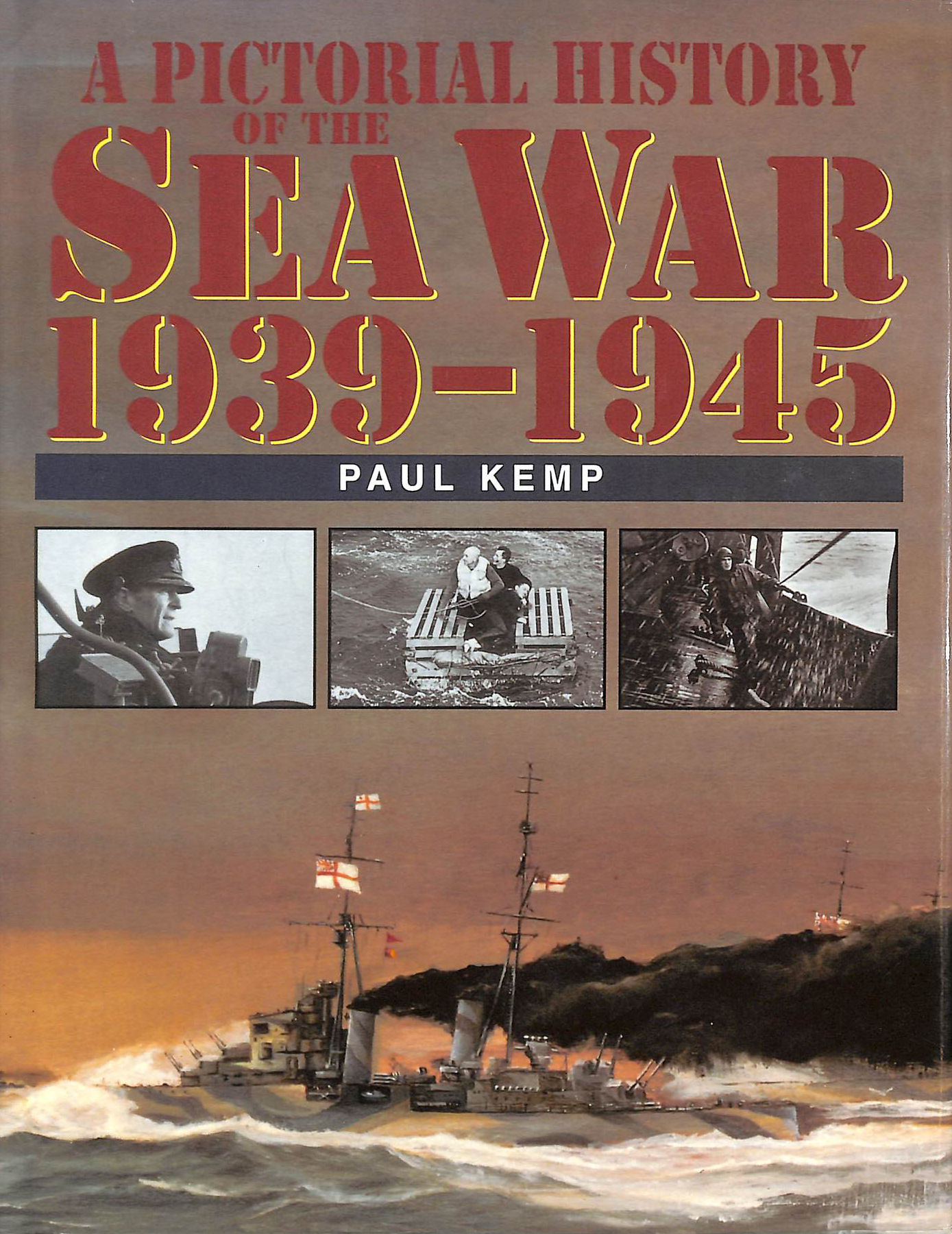 Image for A Pictorial History Of The Sea War 1939-1945