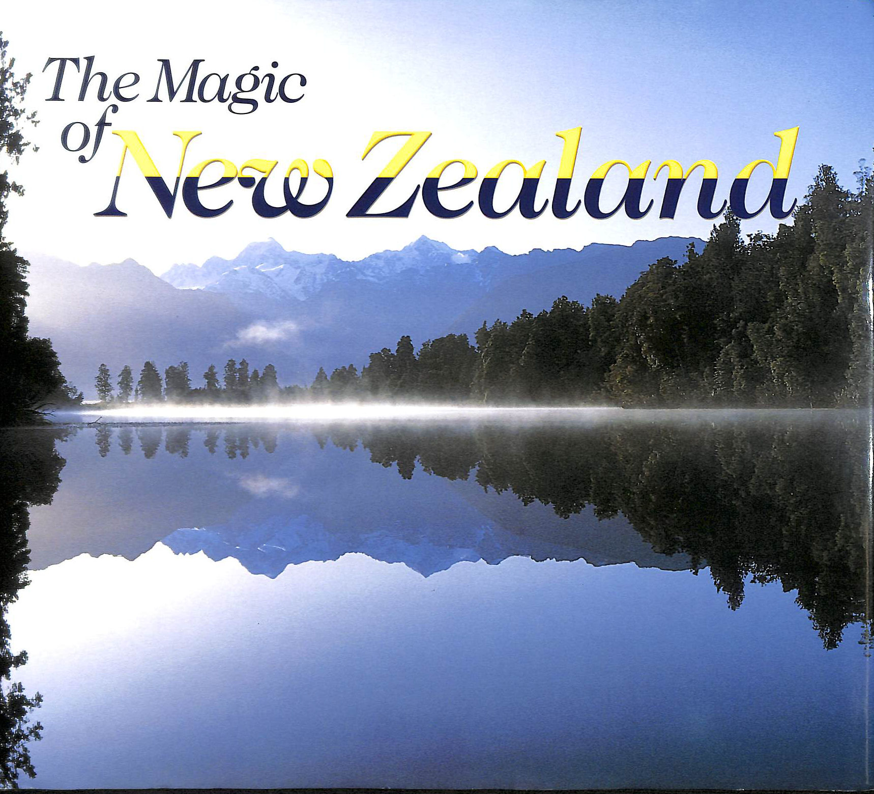 Image for Magic Of New Zealand