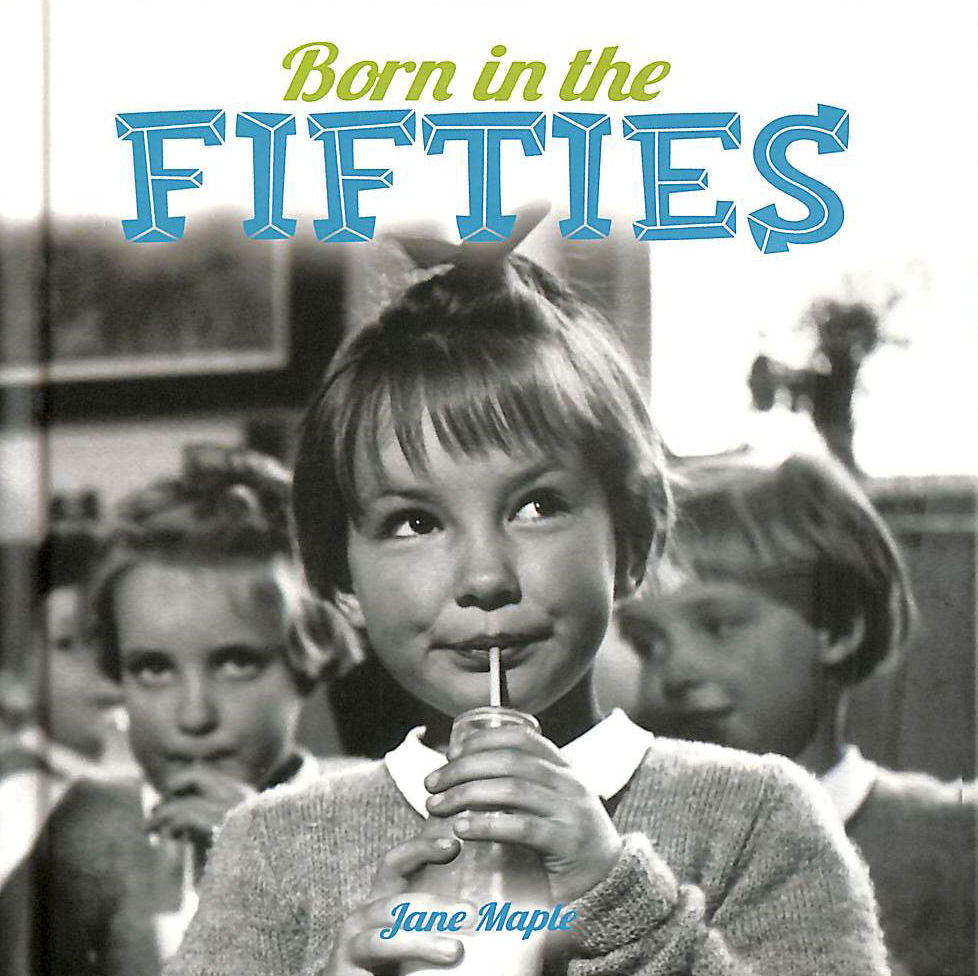 Image for Born In The Fifties